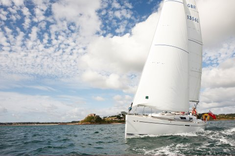 Learn to Sail in Jersey
