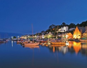 St Aubins Harbour Jersey