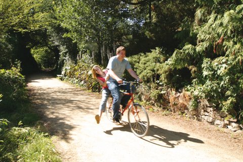 Cycling Holiday in Jersey