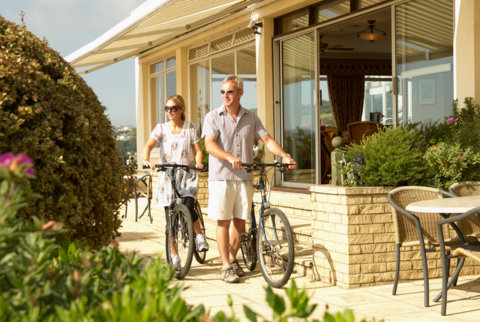 Bicycle Holidays in Jersey