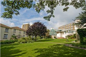 Merton Hotel Garden