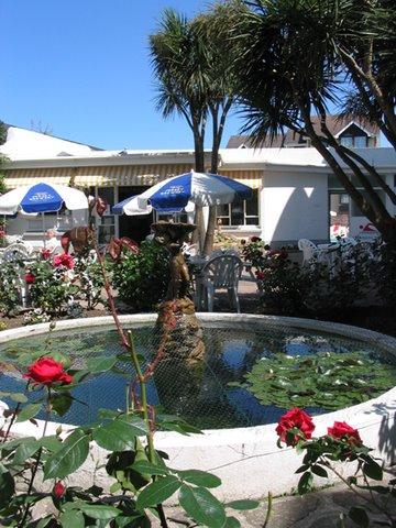 Norfolk Hotel Garden Jersey