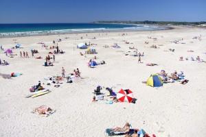 Le Braye Beach