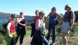 Thordis Walking Group